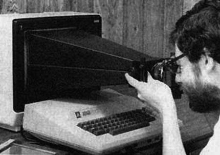Screenshots in 1983
